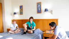 -10% Yaz çocuk otel indirimi