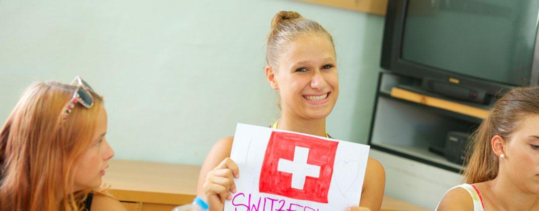 İsviçreli Öğrenci