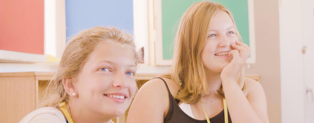 Gençler Icin İngilizce kursu