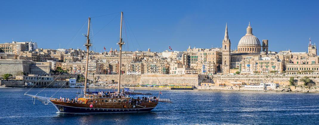 Valletta'yı keşfedin