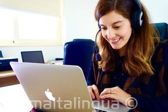 İngilizce Çevrimiçi Öğrenin