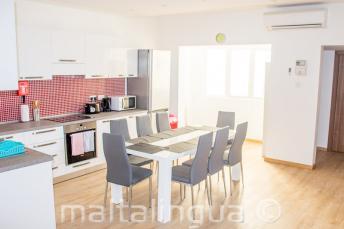 Okul dairesi mutfak yemek odası