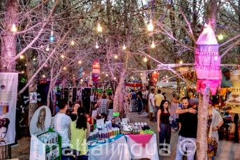 Malta'daki Earth Garden festivali