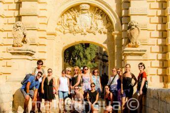 Mdina'nın İngilizce rehberli turu