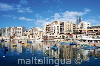 Spinola Bay, St Julians resmi