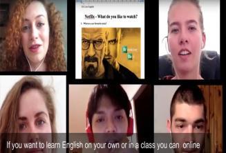 İngilizce çalışın