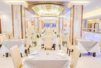 Alexandra otelinin misafir lokantası