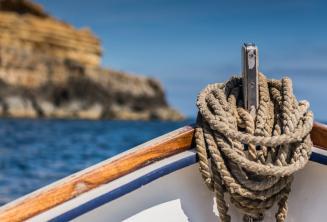 Geleneksel Malta tekne kuyruğu