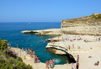 St Peters Pool, Malta üzerinde daha fazlası