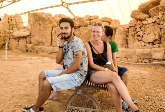 Malta'nın antik tapınaklarına rehberli tur