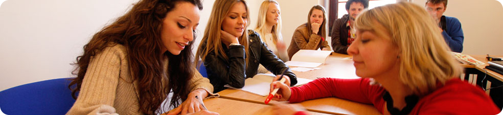 Intensive English Courses